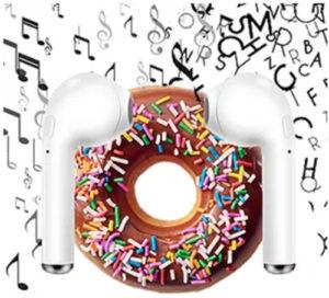 dyslexia donut
